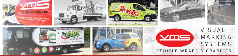 A Beginners Guide to Vehicle Wraps